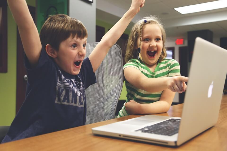 Children Becoming 'Addicted' to Computers