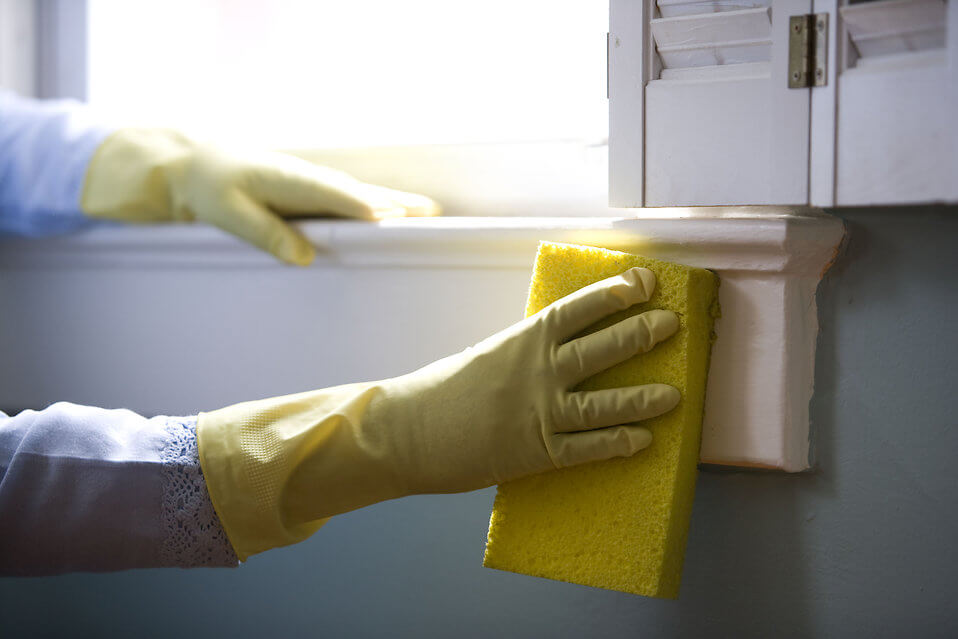 The Absolute Easiest Way to Clean Your Home