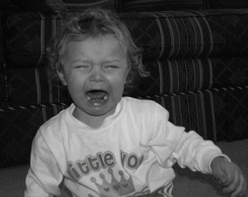 stop tantrums
