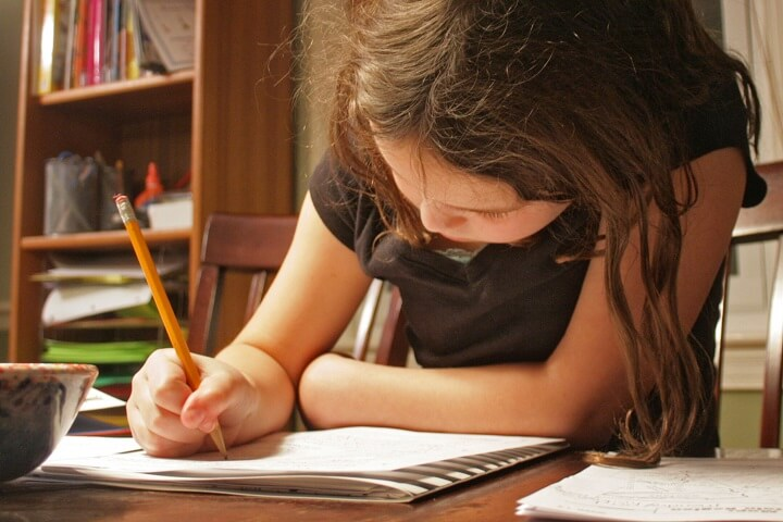 How to Help Your Child Think Up What to Write