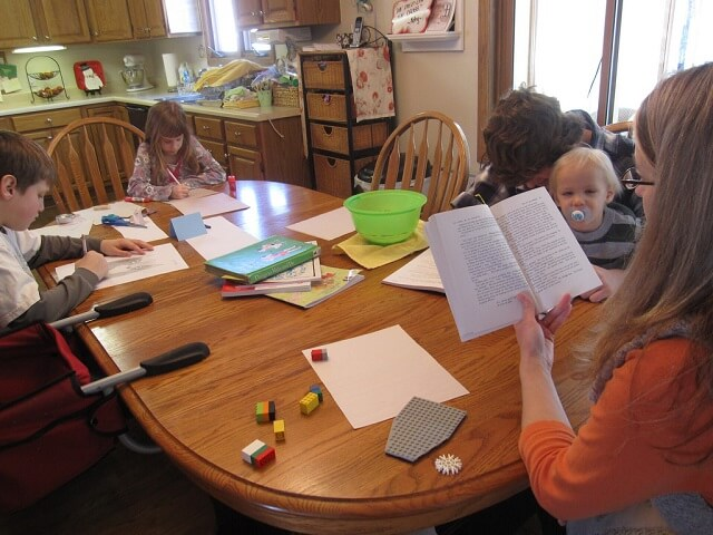 Would You Like a Really Peaceful Day in Homeschool?