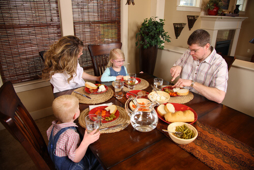 The Anything Game: How to Connect as a Family at Meals